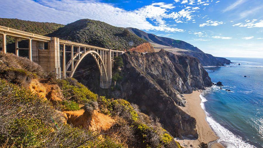 Big sur visit california
