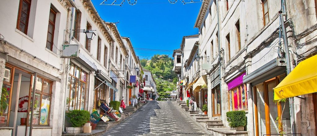 Gjirokastra -resons to visit Albania 2