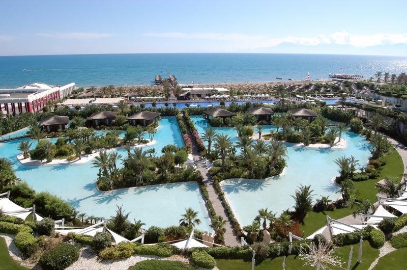 Belek resorts in turkey