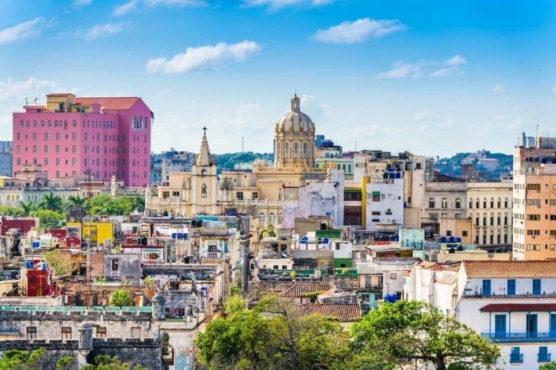 Cuba vacation