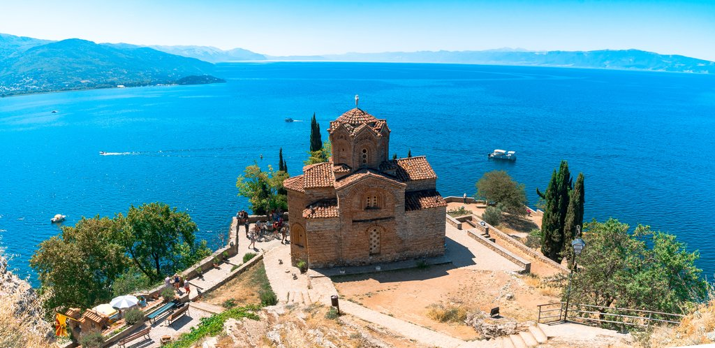 lake ohrid reasons to visit Albania