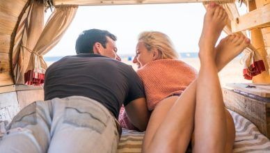 traveling with a tiny house for couples
