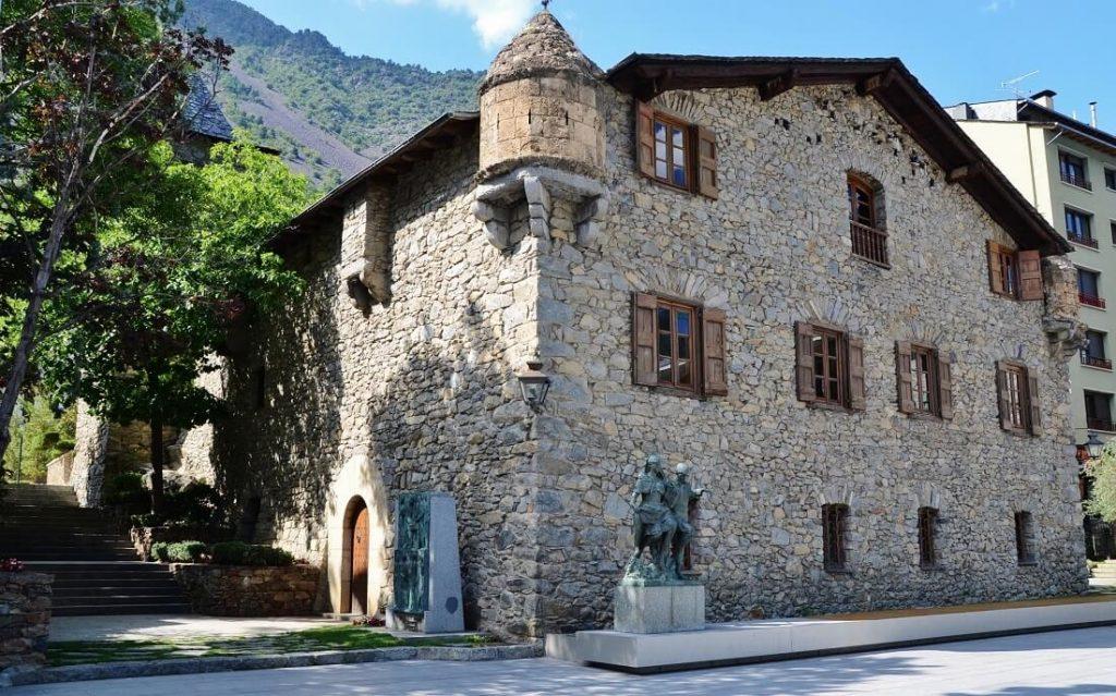 casa de la Vall in andorra la vella