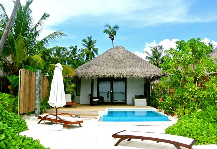 maldive accomodation