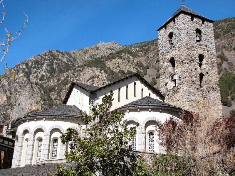 old town tourist attractions in andorra la vella