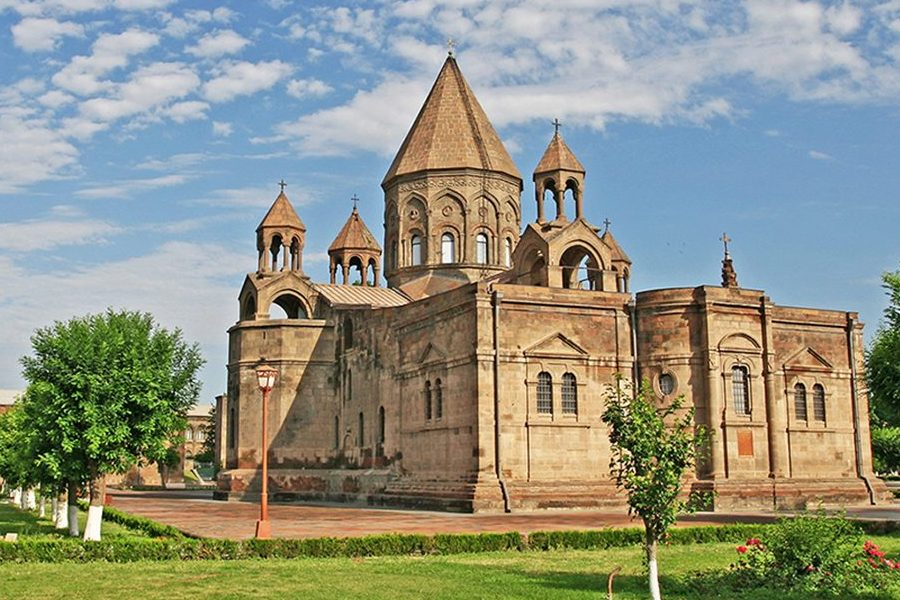 Echmiadzin in Armenia