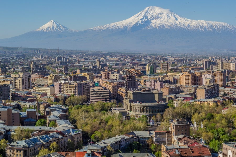 other reason to visit Yerevan