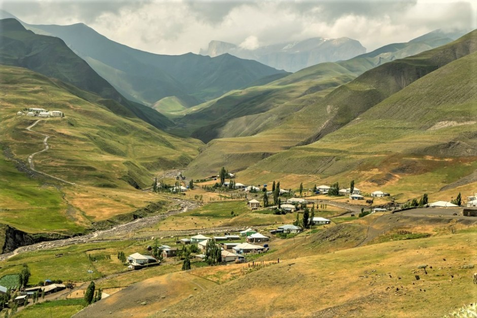 travel guide to Azerbaijan places to visit